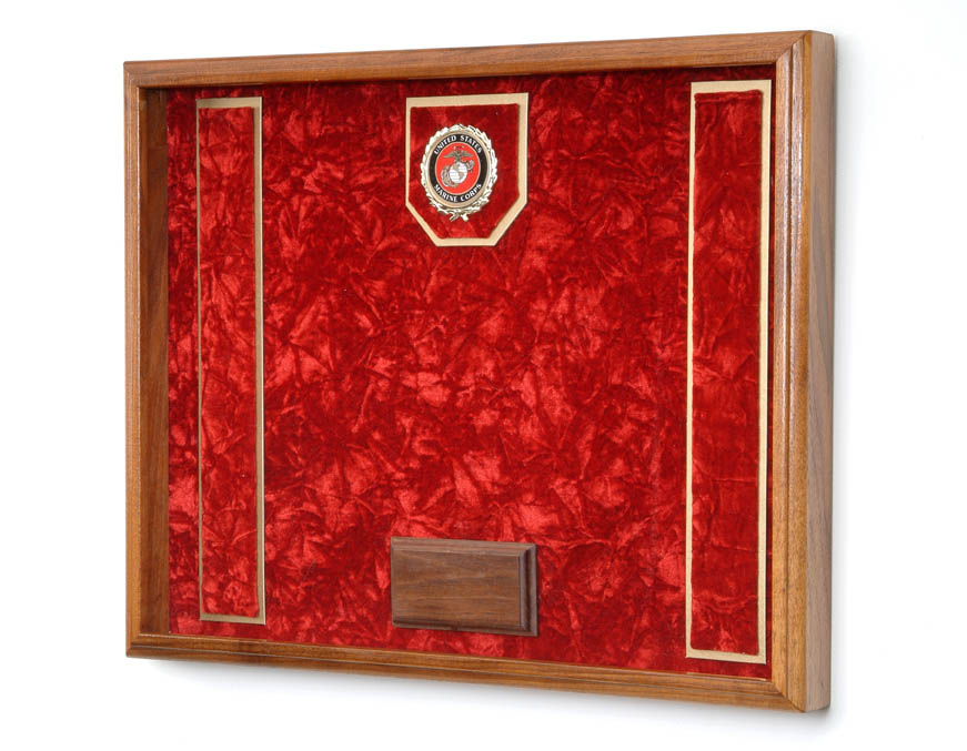 Military Awards Display Cases