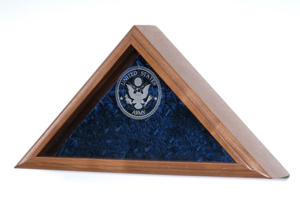 engraved flag case photo