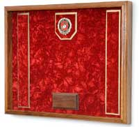 veteran medals display shadow box