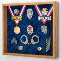 law enforcement awards case