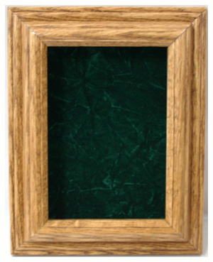 single adward shadow box