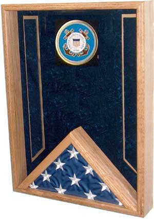 military shadow box