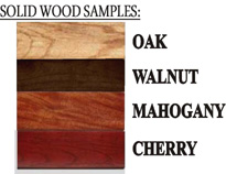 sample wood